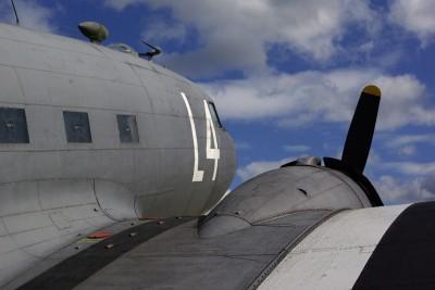 C-47 mot Dropzone