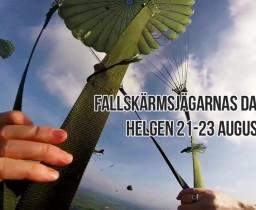 Fallskärmsjägarnas Dag 2015 fastsatt